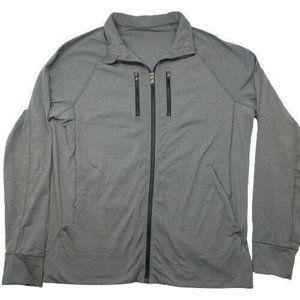 Lululemon Athletic Full Zip Athletic Jacket XL
